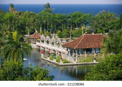Water Palace, Candidasa, Bali
