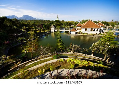 Water Palace, Taman Ujung, Bali, Indonesia