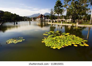 Water Palace Taman Ujung, Bali island, Indonesia