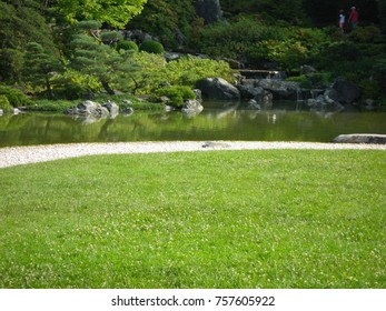 Water in park