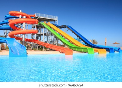 Water park.
