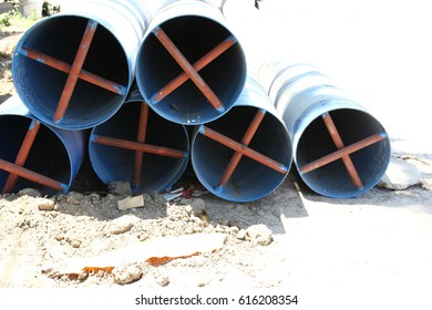 Water pipe for under ground
