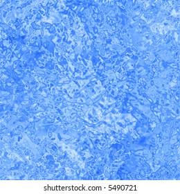 Water pool Texture, deep blue sea.