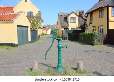 Water Pump in DragØr, Denmark