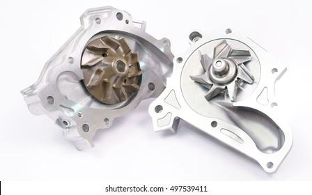 Water pumps motor for car