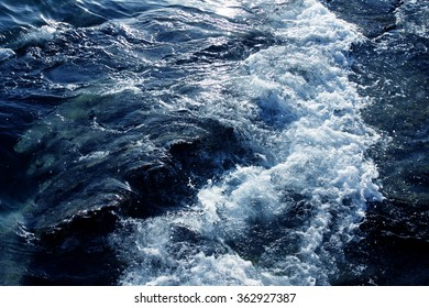 Water, sea abstract background