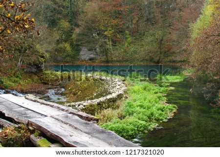 water-spring-river-croatia-450w-12173210
