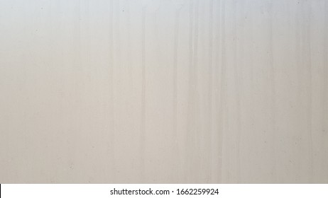 water stains on concrete wall