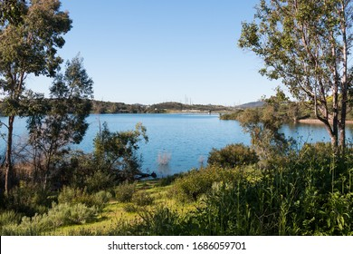 A water supply reservoir in San Diego County, Lake Jennings is located in the city of Lakeside and is a popular destination for fishing and boating.