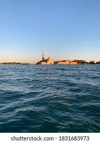 Water Taxi to Central Venice
