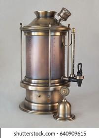 water tea coffee boiler urn urban steampunkdesign