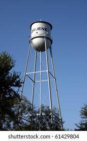 Water tower at Gruene Texas