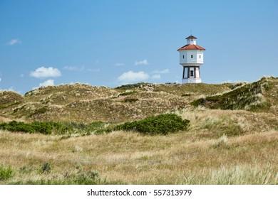 water tower on Langeoog, Germany