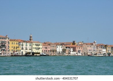 water transport in Venice, Italy, Europe