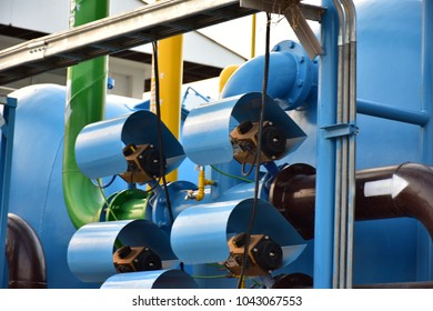 Water treatment process and Water treatment plants of the Waterworks