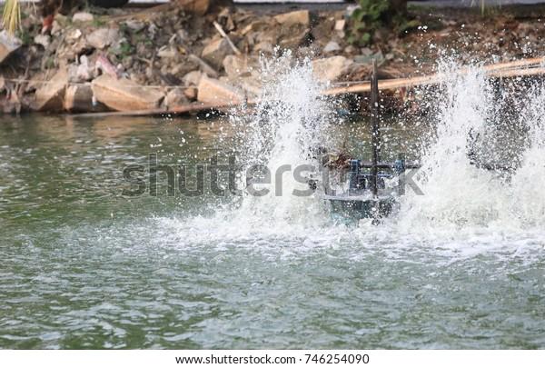 Water Turbine Oxygen Filler