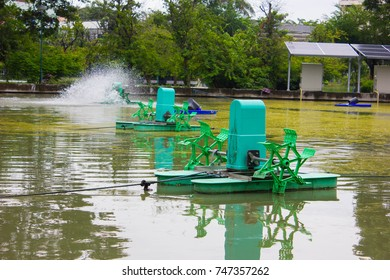 water turbine Wastewater treatment