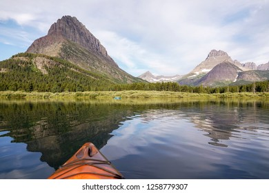 Water View in Glacier National Park