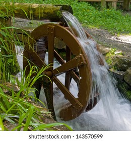 water wheel, Black Forest, Germany