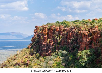 Waterberg Plateau Park in Namibia, Africa./ Waterberg Plateau Park