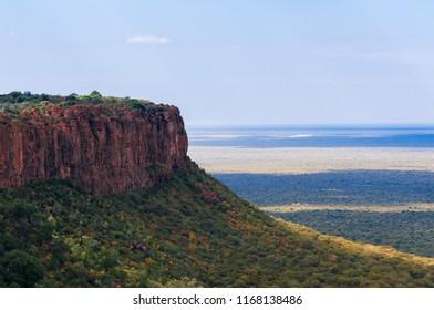 waterberg plateau national park images stock photos vectors