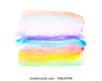 watercolor background. water colorful.