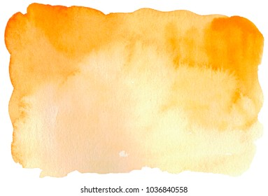 Watercolor hand-painted background.