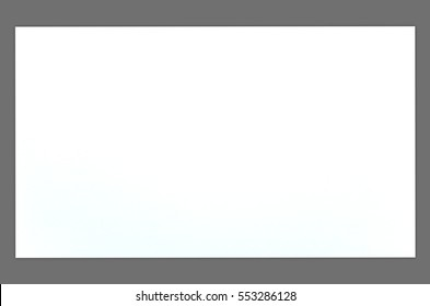 Watercolor paper texture for background on white background with clipping path.