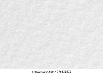 Watercolor paper texture. white paper. white paper background. High resolution photo.
