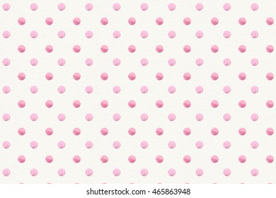 watercolor pattern on isolated background trend