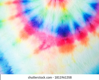 Watercolor Print. Fantasy Texture. Tie Dye Watercolor Paint. Ink Textured Japanese Background. Floral Fashion Fabric. Magic Artistic Dirty Paint. Beautiful Hand Drawn Tie Dye.