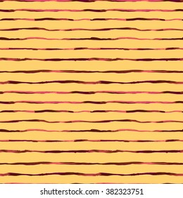 Watercolor seamless pattern with stripes. Dye striped background. Dye watercolor striped wallpaper. Allover striped background for wallpapers and clothing.