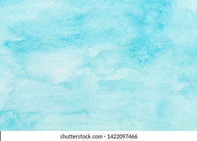 Watercolor splash hand painted background