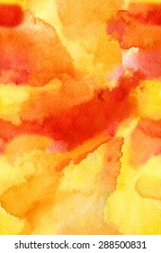Watercolor stroke abstract seamless paper bright background