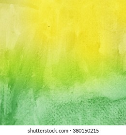 Watercolor texture background design.