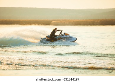 Watercraft. water bike