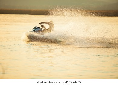 Watercraft. water bike. hydrocycle
