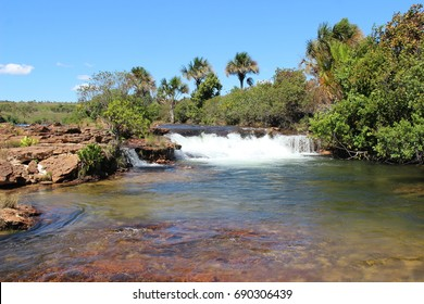waterfall 5 in Jalapao - Tocantins - Brazil
