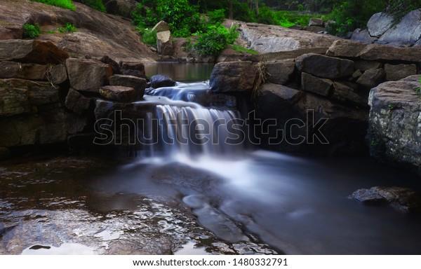 Waterfall in araku, Andhra Pradesh