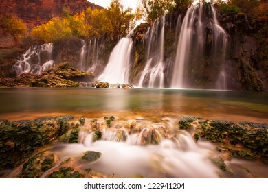 Waterfall In Arizona