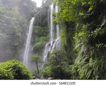 Waterfall Bali indonesia