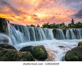 waterfall in bekasi