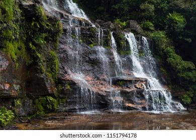 waterfall - Blue mountains australia