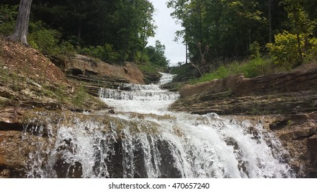 Waterfall in Branson MO