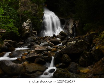 Waterfall, British columbia, Canada