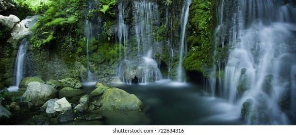 Waterfall of Cane River