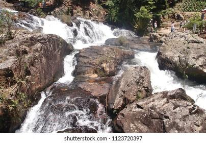 "Waterfall ""Datanla"" Dalat Vietnam"