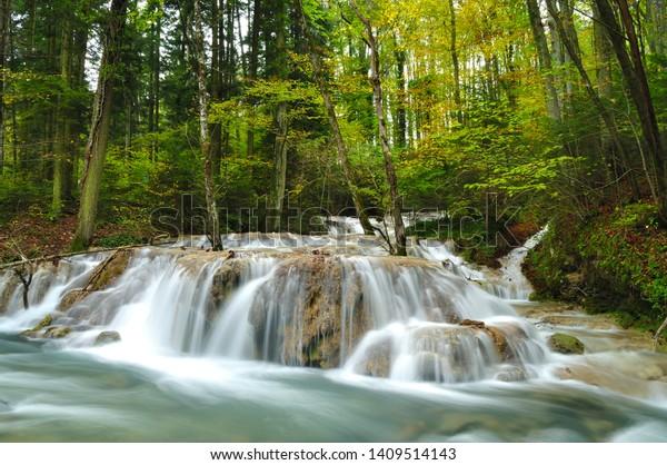 waterfall-deep-forest-called-beusnita-60