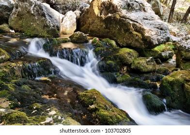 Waterfall of Doria