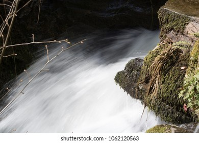 waterfall in the Hotzenwld, Black Forest, Germany